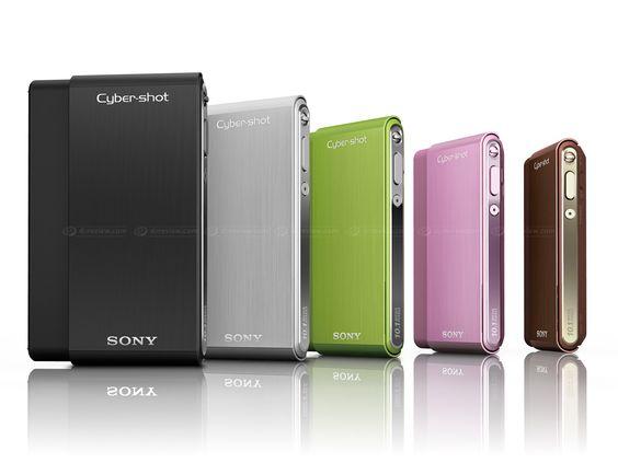 Sony Cybershot DSC-T77