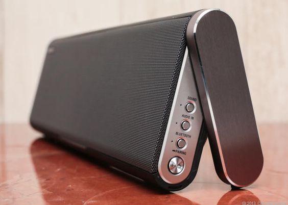 Sony SRS-BTX300 Bluetooth speaker (Best Buy, $)