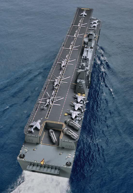 Spanish Armada LHD