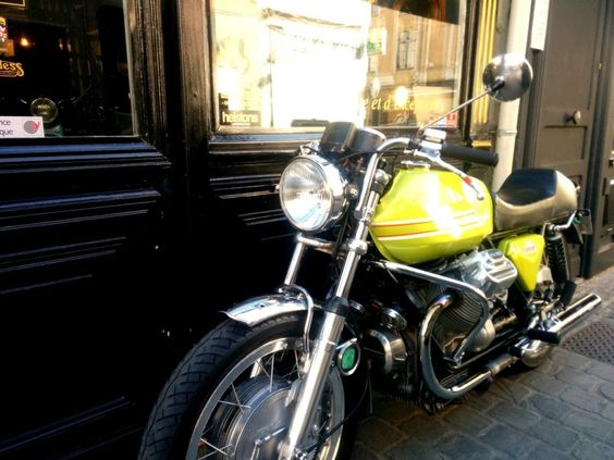 Sport Moto Guzzi V7 1972 sale at Legend Motors Lille.