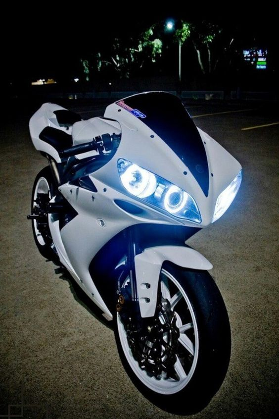 Sports Bike Bliss. Who can tell me where to get lights like these??