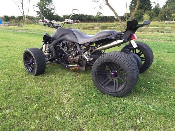 Spy F1 250 road quad | Norwich, Norfolk | Gumtree