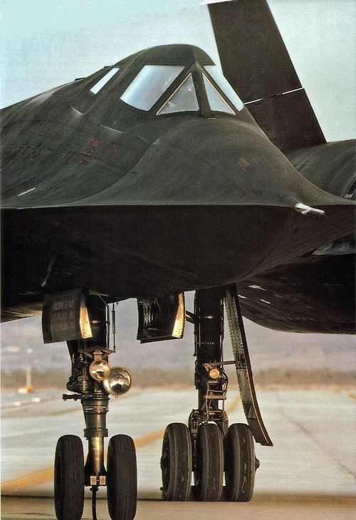 Stealth Blackbird