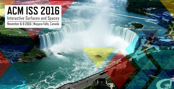 STEREOSCOPY :: ACM ISS 2016 IN NIAGARA FALLS, CANADA #Immersive2016 #VR call for papers (1/1) -