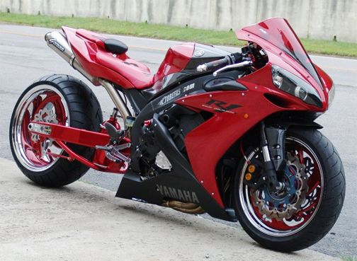 Stretched R1
