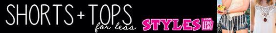 StylesForLess  Apparel Footwear Accessories