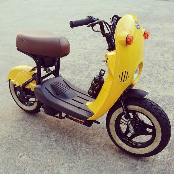 #SUZUKI #choinori #スズキ #チョイノリ #bike #motorcycle #scooter #nicemotorcycleprize by nawoki_ss