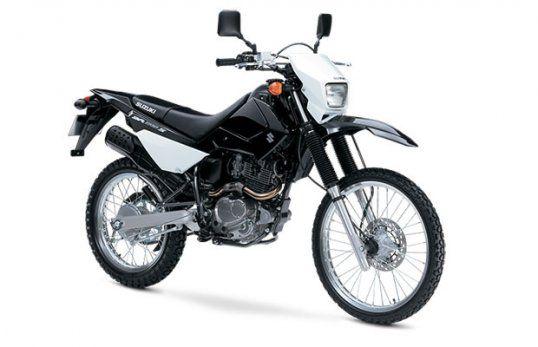 Suzuki DR 200 MSRP $4200