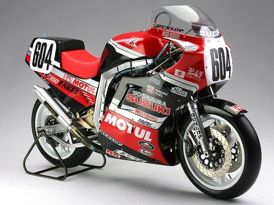 Suzuki endurance racing