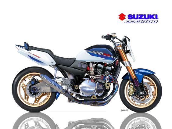 Suzuki GSX 1400 RR what