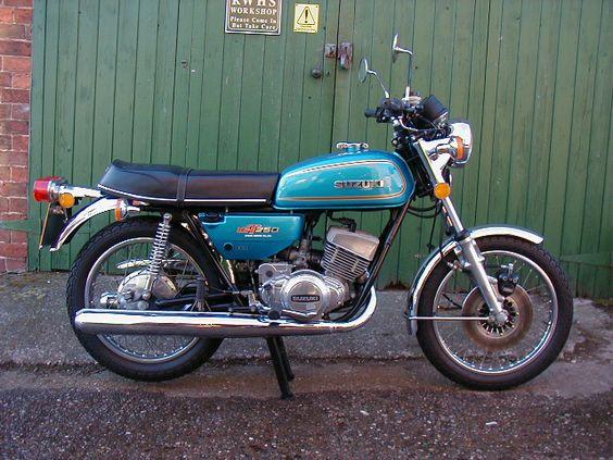 Suzuki GT250 | Moto-bike search UK