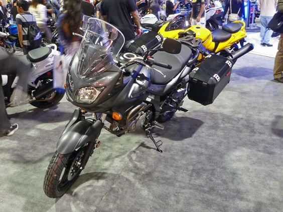 Suzuki V-Strom 650 ADV