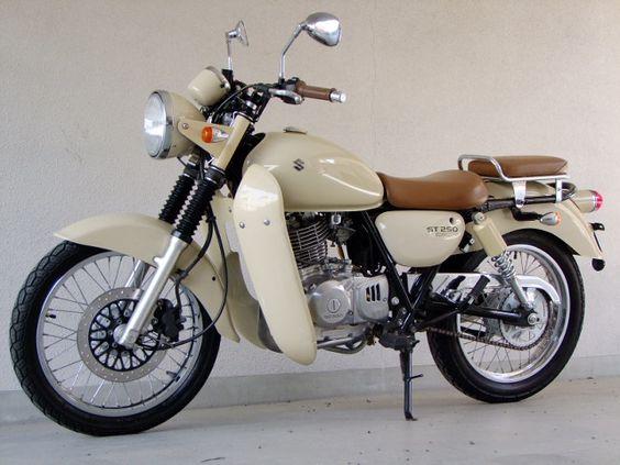 ST250 suzuki