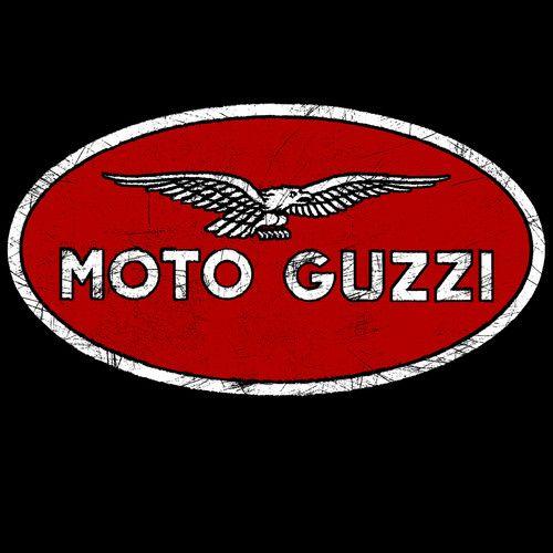T283 Moto Guzzi Motorcycle Vintage Logo Italian Biker Retro Cool T-shirt NEW!!!   eBay