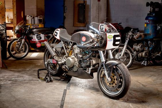 Tannermatic Ducati Monster ~ Return of the Cafe Racers