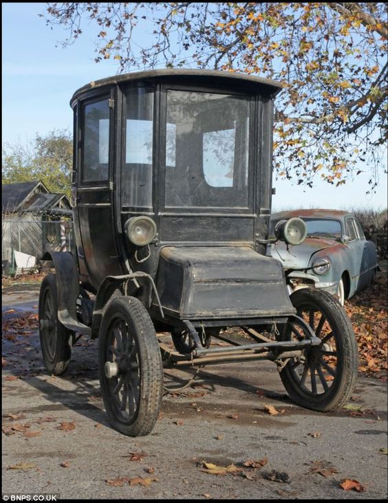 The 103-year-old Detroit Electric Model D that was thought for a century to be an evolutionary dead end but has now turned out to be way ahead of its time.