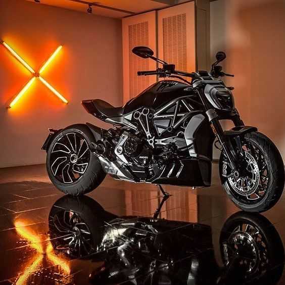 The 2016 XDiavel By:  Via: @cyclelaw #ducatistagram #ducati #xdiavel by ducatistagram