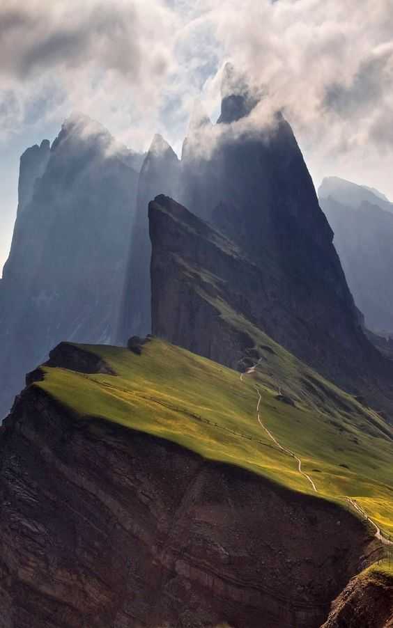 The beauty of the Dolomites, Italy – UNESCO World Heritage - valgardena.