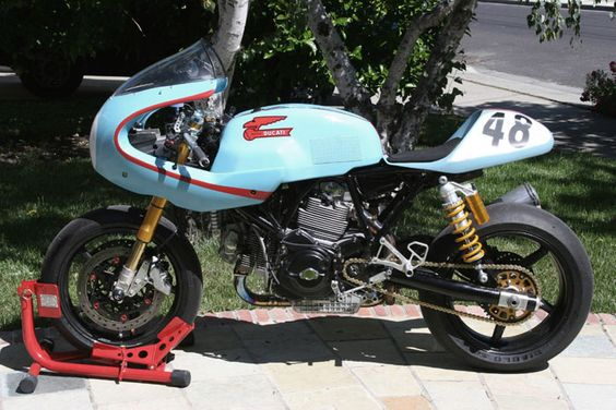 The Bullitt: Ducati SportClassic :: Retro Before Its Time?