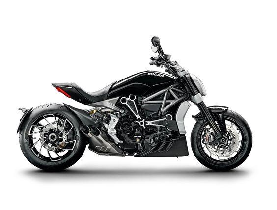 The Ducati X Diavel.