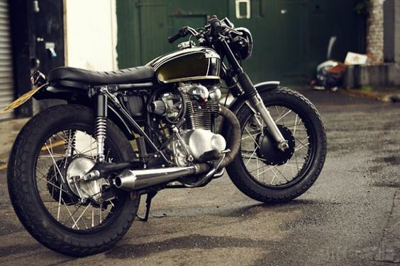 The Girl With The Dragon Tattoo CB350 - TT100's -- SSD - HDD -