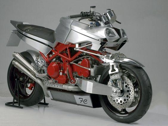 The incredible Codutti S4 custom Ducati.