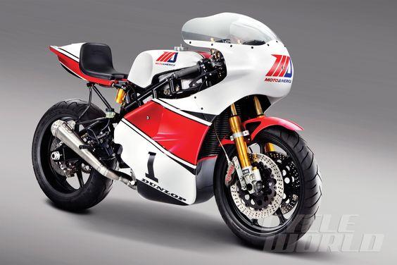 The Yamaha TZ750-Inspired YZF-R1 Custom That Saved  Roadracing