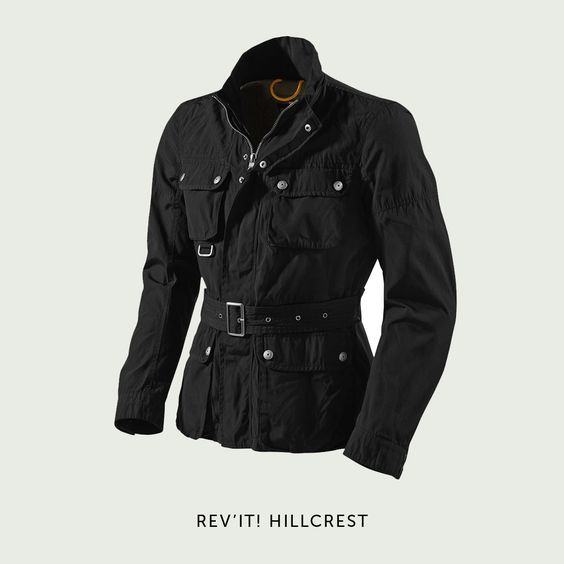 There are numerous remakes of the classic waxed cotton motorcycle jacket, from haute couture versions with silly prices to cheap-and-nasty knock-offs. But customer feedback is suggesting that the new REV'IT! Hillcrest is one of the best. There's no rocket science here: just respectful styling, a mesh liner to keep you cool during warmer days, and three colors: black, blue and titanium. Good value at $260.