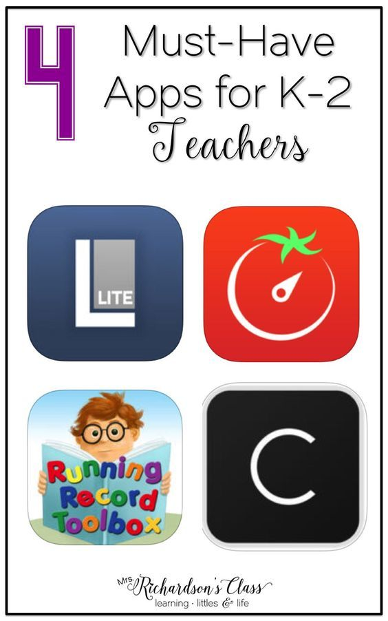 There are tons of great apps for students to use, but what about apps for teachers to use as they are teaching? This short group of 4 apps are definitely must-haves for any elementary teacher!