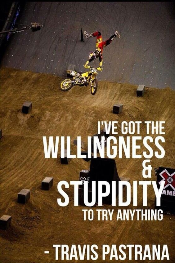 This guy is something else  Motocross by Travis Pastrana