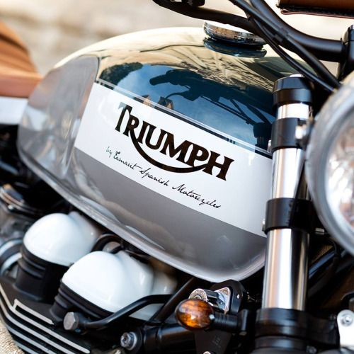Thruxtonlove Triumph