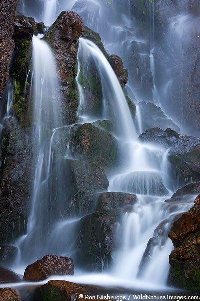 ✮ Timberline Falls, Rocky Mountain National Park, Colorado