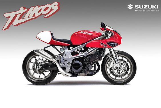 TL1000s Cafe Racer Concept