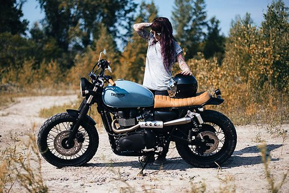 Triumph Bonneville – Clockwork Motorcycles