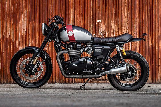 Triumph Bonneville – Macco Motors |