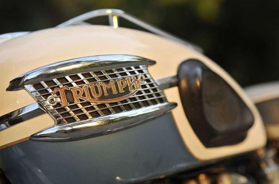 Triumph Bonneville T120 - Tank
