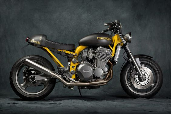 Triumph 'Charlie 3' - Mr Martini - Racing Cafe