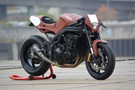 Triumph Speed Triple by WalzWerk-Racing