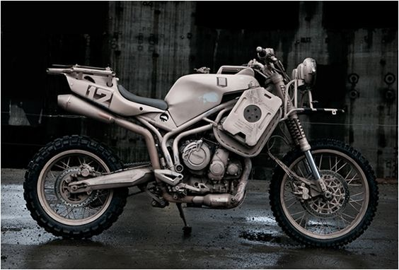 Triumph Tiger 800xc | By Icon 1000 | Image