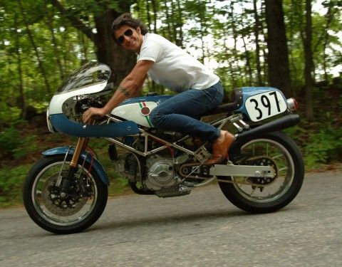 TRUE BLUE 2008 | Walt Siegl MotorcyclesWalt Siegl Motorcycles