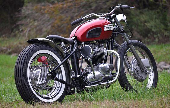 TT Cycles '71 T120 R