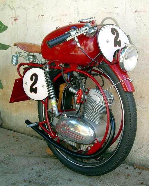 Unicycle MV Augusta 60cc