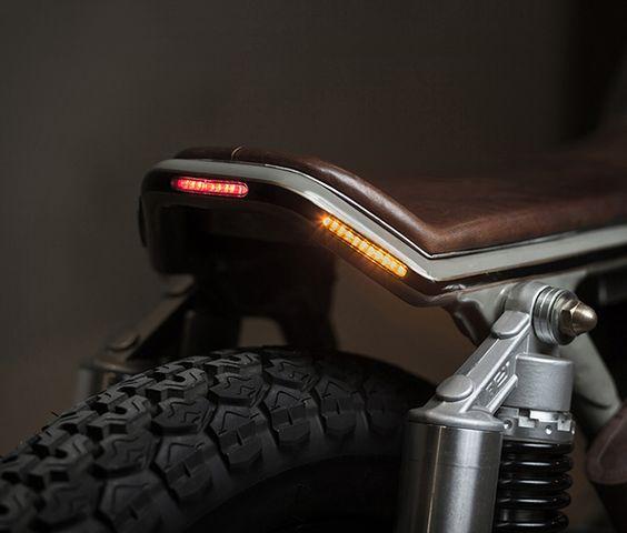 Vagabund Honda CB450