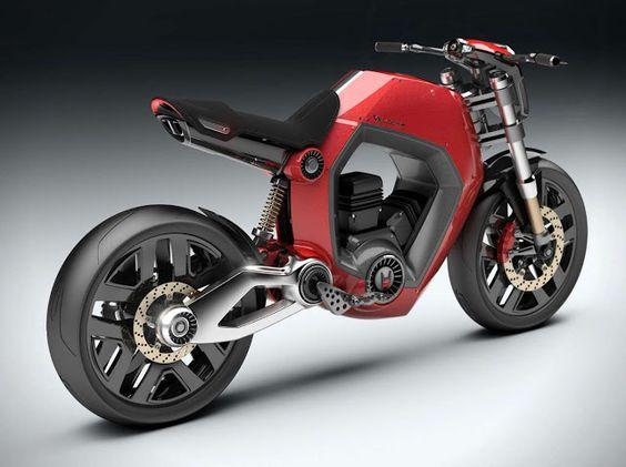 Velocita - Motorcycle Concept
