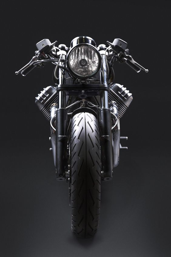 Venier Customs Moto Guzzi 8
