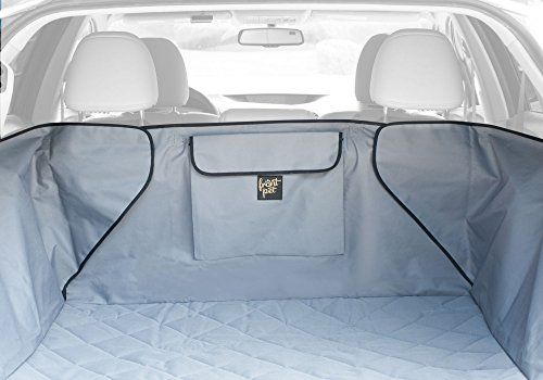 very cool  Frontpet Quilted Dog Cargo Cover for SUV Universal Fit for Any Animal. Durable Liner Covers and Pro