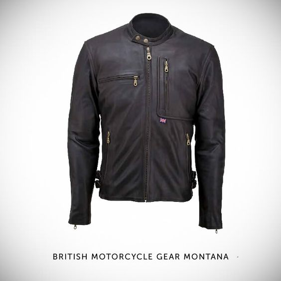 Vintage jacket by British Motorcycle Gear