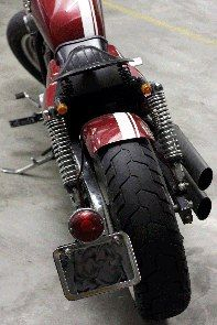 Virago 250cc