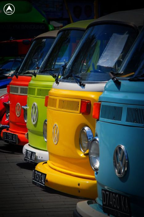 Volkswagen Pantones