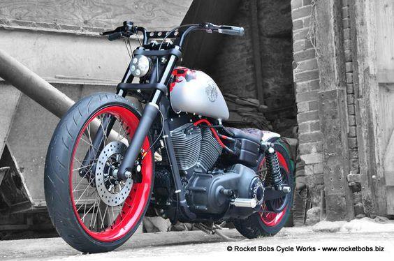 Voodoo Bob Harley Davidson Street Bob